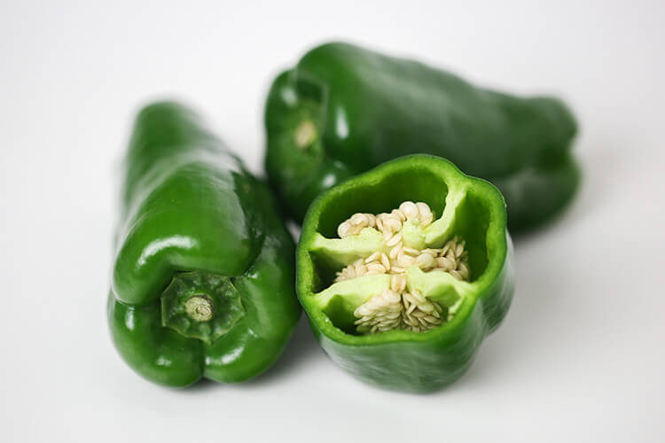 Japanese Green Bell Pepper