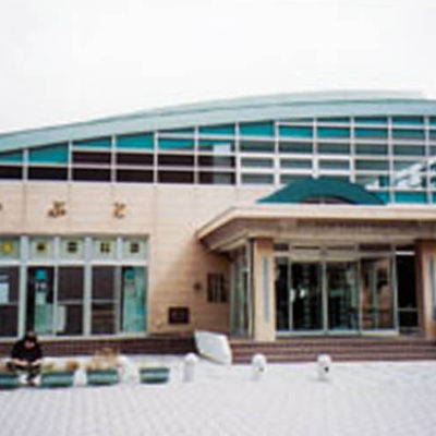 "Sotogahama General Community Exchange Center ""Kabuto"""