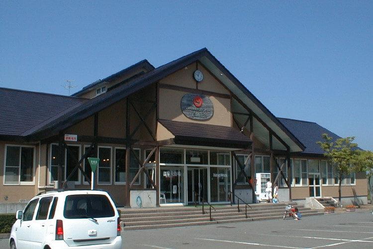 Aoyagi-kan Restaurant Ringo Work