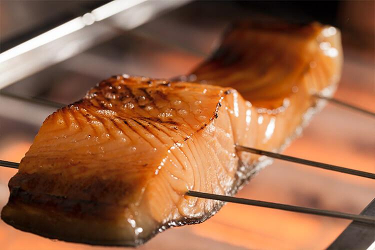 Kaikyo Salmon