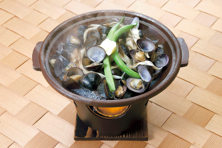 Shijimi Freshwater Clam