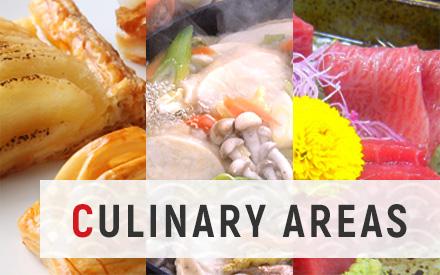 aomori culinary areas